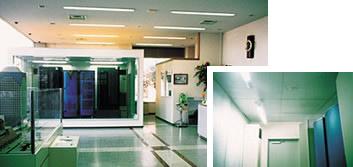スーパーコンピュータ室